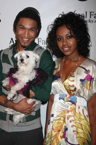 Jamar Allen and Sasha Allen